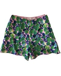 Marc Jacobs Silk Mini Short - Multicolour