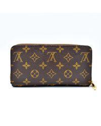 Louis Vuitton - Zippy Leather Wallet - Lyst