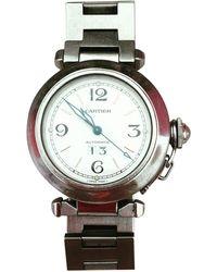 Cartier Pasha Watch - Multicolor