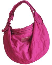Marc By Marc Jacobs Pink Synthetic Handbag
