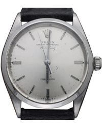 Rolex - Oyster Perpetual Watch - Lyst