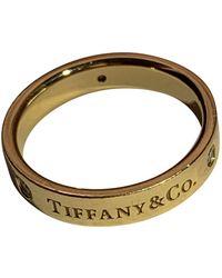 Tiffany & Co. Gelbgold Schmuckstücke - Mehrfarbig