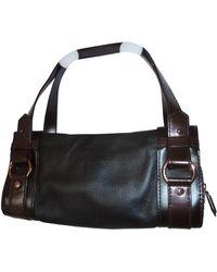 Lancel Leder Handtaschen - Braun