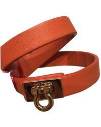 pandora spicy orange bracelet