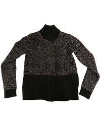 Proenza Schouler Wool Leather Jacket - Black