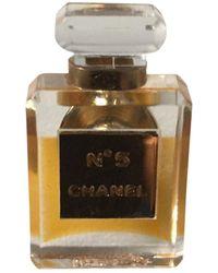 Chanel Spilla in Plastica - Multicolore