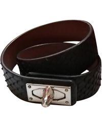 Givenchy Shark Python Armbänder - Schwarz