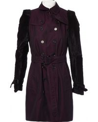 Burberry - Trench Coat - Lyst