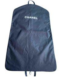 Chanel Borsa da viaggio in Tela - Nero