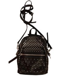 Marc By Marc Jacobs Black Leather Backpacks