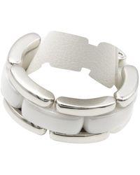 Chanel Ultra White White Gold Ring