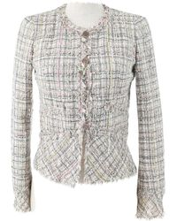 Chanel - Pre-owned Jacket - Lyst