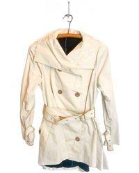Rebecca Minkoff Trench Coat - Natural