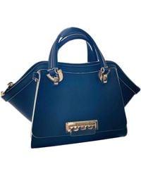 Zac Posen Leather Handbag - Multicolor