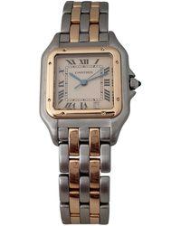 Cartier Panthère Uhren - Mettallic