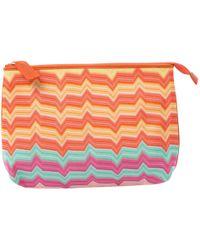 Missoni - Cloth Clutch Bag - Lyst