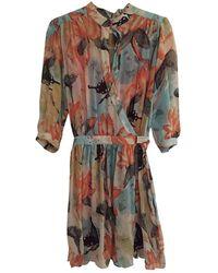Diane von Furstenberg - Silk Dress - Lyst