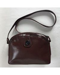 Valentino Leder Handtaschen - Braun