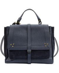 Jérôme Dreyfuss Leder Handtaschen - Blau