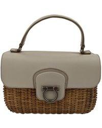 Ferragamo Handtaschen - Weiß