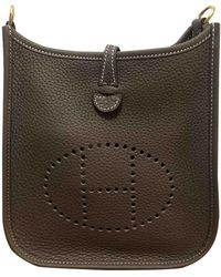 Hermès Evelyne Leder Handtaschen - Mehrfarbig
