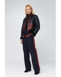 Victoria Beckham - Reversible Jacket - Lyst