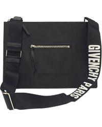 Givenchy Sac en bandoulière synthétique noir