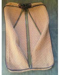 Balmain - Sac XL en tissu toile multicolore - Lyst