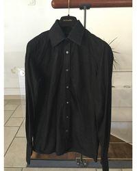 Louis Vuitton - Chemise coton noir - Lyst