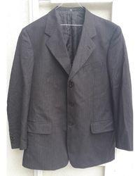 Valentino - Veste voir étiquette marron - Lyst