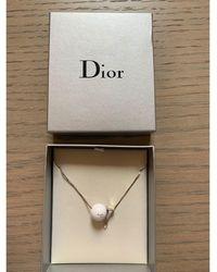 Dior Bracelet acier argent - Métallisé