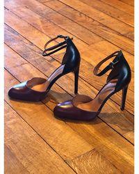 Marc Jacobs - Escarpins cuir autre - Lyst