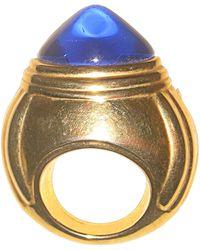 Boucheron Broche métal doré - Métallisé
