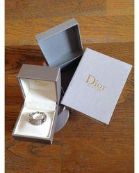 Dior Bague or blanc gris