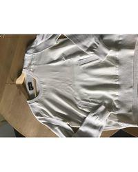 The Kooples - Sweat coton blanc - Lyst