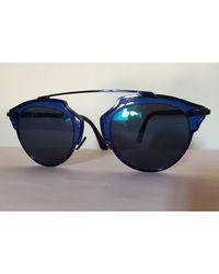 Dior Lunettes de soleil So Real bleu