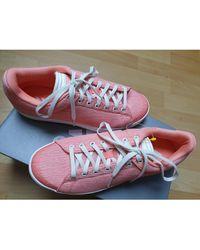adidas Chaussures de sport tissu orange