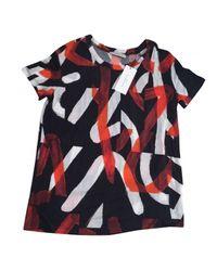 Sandro - Top, tee-shirt multicolore - Lyst