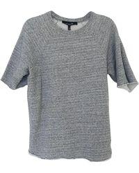Étoile Isabel Marant Sweat coton gris