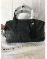 Marc By Marc Jacobs - Sac à main en cuir cuir noir - Lyst