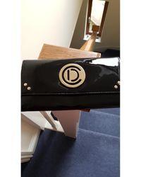 Dior - Trousse cuir noir - Lyst
