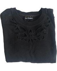 The Kooples Sweat coton noir