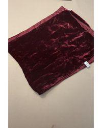 Gerard Darel - Etole viscose rouge - Lyst