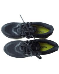 adidas - Baskets nylon noir - Lyst