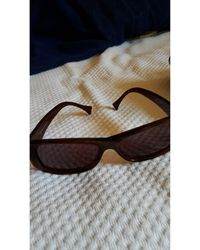 Nina Ricci Lunettes de soleil marron