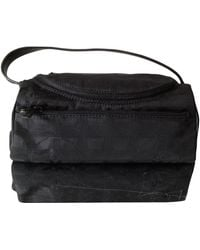 Chanel Trousse tissu noir