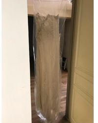 Jenny Packham Robe de mariée soie blanc