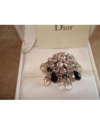 Dior - Bague acier argent - Lyst