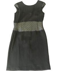 The Kooples Robe courte autre noir