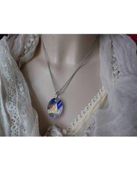 Jean Paul Gaultier Collier cristal autre - Multicolore